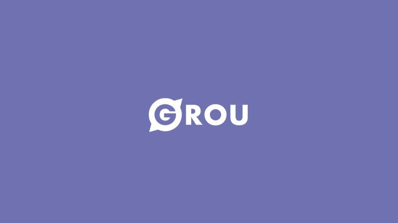 Logotipo de Grou App