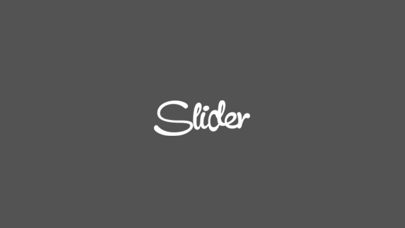 Logotipo de Slider Shop