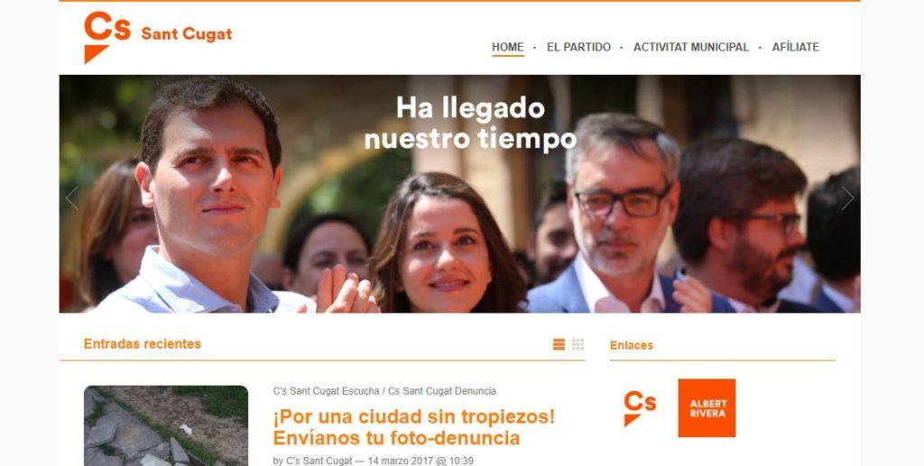 Aldo ciprian candidato ciudadanos municipales